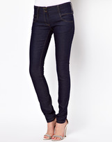 Asos Super Sexy Skinny Jeans with Stitch Detail
