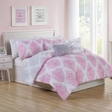 Vcny Home VCNY Home Love The Little Things Damask Comforter Set