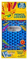 Crayola Pencil Locker with Colored Pencils