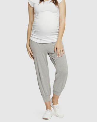 Bamboo Body Summer Slouch Pants
