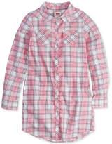 Levi's Western-Style Shirtdress, Big Girls