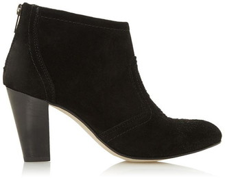 Dune London Penneys Western Stacked Heel Boots