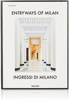 Taschen Entryways Of Milan: Ingressi Di Milano