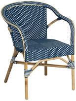 Sika Design A/S Madeleine Outdoor Bistro Armchair - Navy