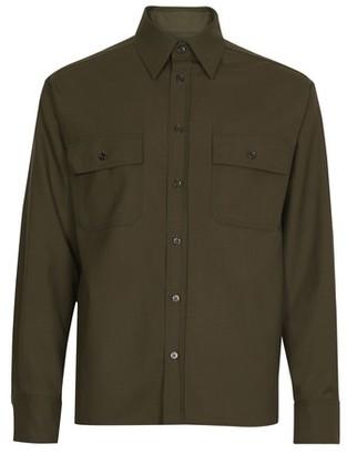 Marni Wool shirt with 2 pockets