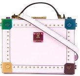 MCM box crossbody bag - women - Calf Leather - One Size