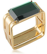 Trina Turk Cabaret Rectangle Cuff Bracelet