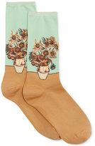 Hot Sox Women's Sunflower Socks