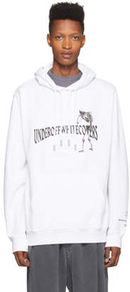 Off-White Off White White Undercover Edition Skeleton RVRS Arrows Hoodie