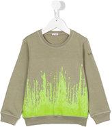 Il Gufo printed sweatshirt - kids - Cotton - 3 yrs