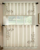 "CHF Leaf Scroll 58"" x 14"" Valance"