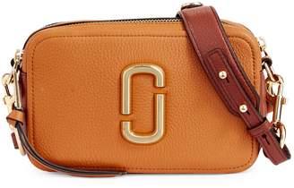 Marc Jacobs Softshot Leather Crossbody