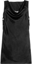 Rick Owens Embellished shell tunic