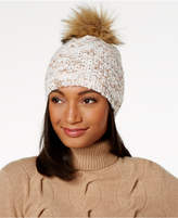 Charter Club Space-Dyed Beanie, Created for Macy's
