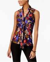 Nine West Tie-Neck Top