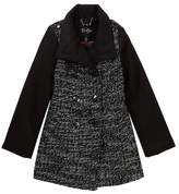 Jessica Simpson Tweed Church Coat (Big Girls)