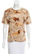 Hermes Graphic Print T-Shirt