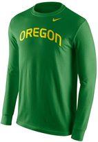 Nike Men's Oregon Ducks Wordmark Tee
