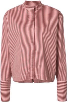 Dvf Diane Von Furstenberg Striped Shirt