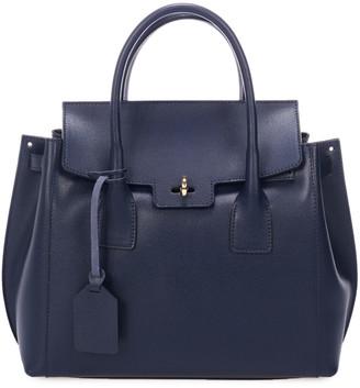 Italian Leather Top Handles