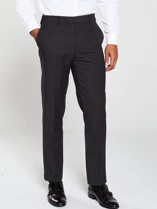 Skopes Nyborg Slim Suit Trouser - Charcoal