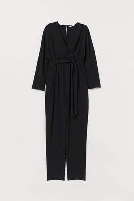 H&M MAMA Long-sleeved Jumpsuit