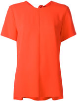 Proenza Schouler tied back blouse