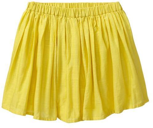 Gap Textured circle skirt