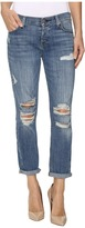 7 For All Mankind Josefina w/ Destroy in Bright Light Broken Twill