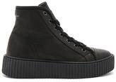 MM6 MAISON MARGIELA High Top Sneakers
