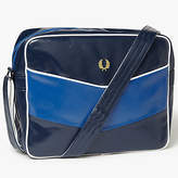 Fred Perry Chevron Shoulder Bag, Navy/regal