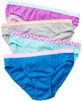 Bonds Girls Fun Pack Bikini 4 Pack