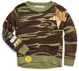 Vintage Havana Girls' Camo Sweatshirt - Sizes S-XL