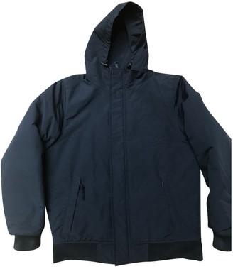 Carhartt Black Polyester Jackets