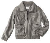 Xhilaration Juniors Plus-Size Faux Leather Jacket - Assorted Colors