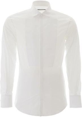 DSQUARED2 Shirt With Plastron
