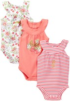 Juicy Couture Bodysuit - Pack of 3 (Baby Girls 0-9M)