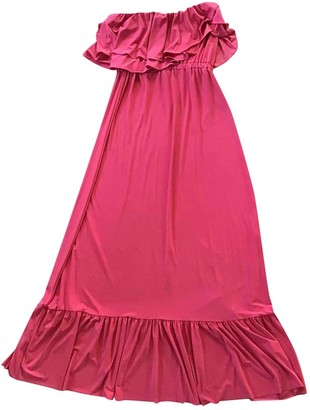 T-Bags LosAngeles T Bags Pink Dress for Women