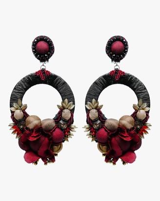 Ranjana Khan Rensi Clip-On Earrings