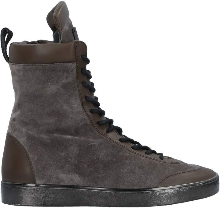 Giuseppe Zanotti x ZAYN Ankle boots
