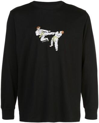 Supreme Karate print T-shirt