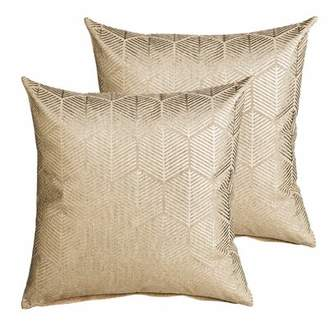 Melania Mercer41 Cotton Throw Pillow Cover Mercer41