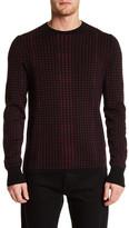 HUGO BOSS Shainor Houndstooth Sweater