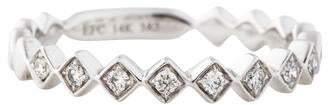 Ef Collection 14K Diamond Band