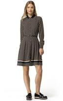 Tommy Hilfiger Geo Print Dress