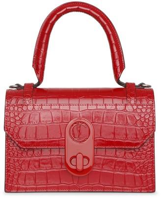 Christian Louboutin Elisa top handle S leather bag