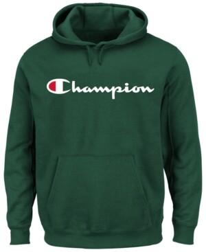 Champion Men's Logo-Print Hoodie