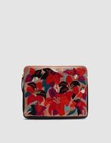 Lizzie Fortunato Safari Clutch in Floral Punch