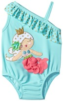 Mud Pie Mermaid Swimsuit Girl's Swimsuits One Piece