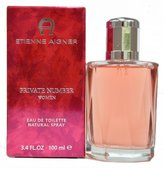 Etienne Aigner AIGNER PRIVATE NUMBER by for WOMEN: EDT SPRAY 3.4 OZ